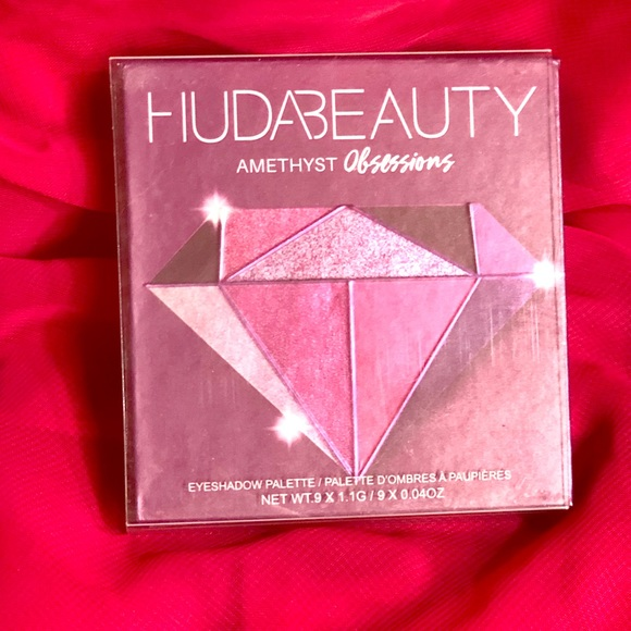 HUDA BEAUTY Other - HUDA BEAUTY Obsessions Eyeshadow Palette